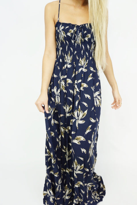 Nice and Navy Maxi