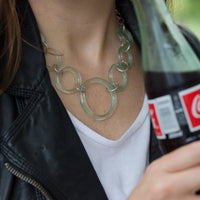 Coca-Cola Lucky 7 necklace