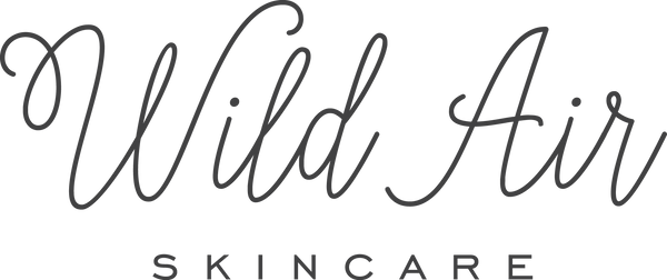 What's in a name? Why 'Wild Air Skincare' and the process of our re-brand.
