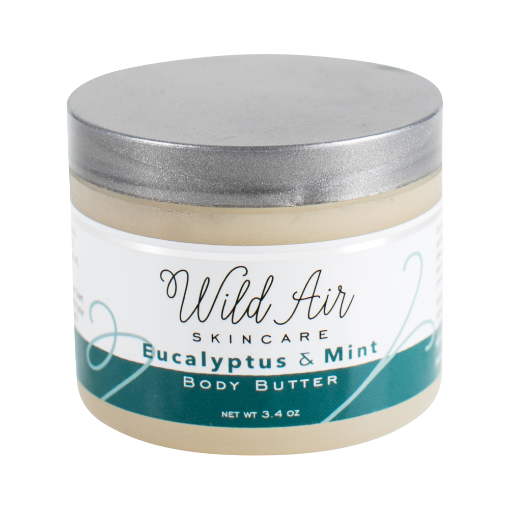 Eucalyptus and Mint Body Butter