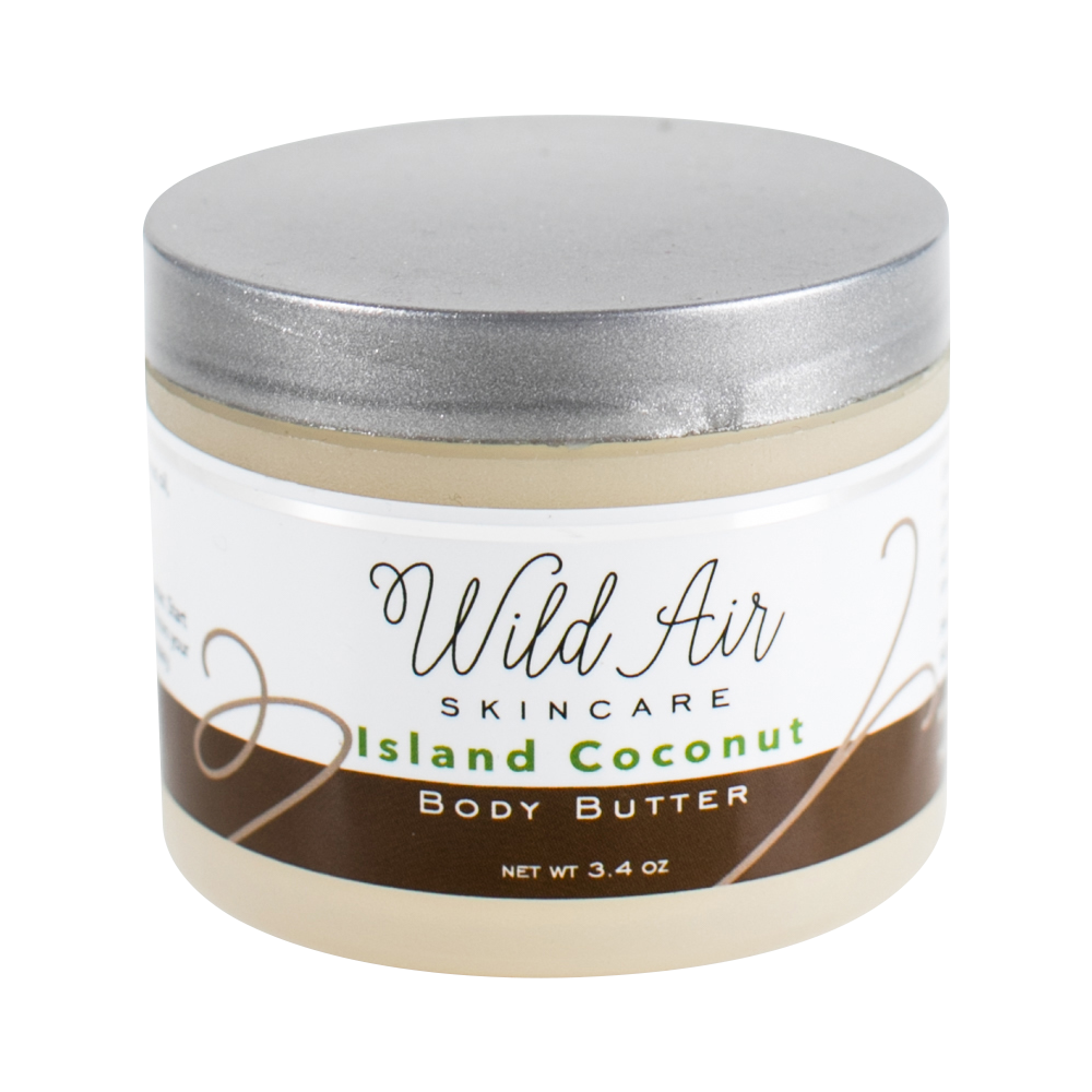 Island Coconut Body Butter