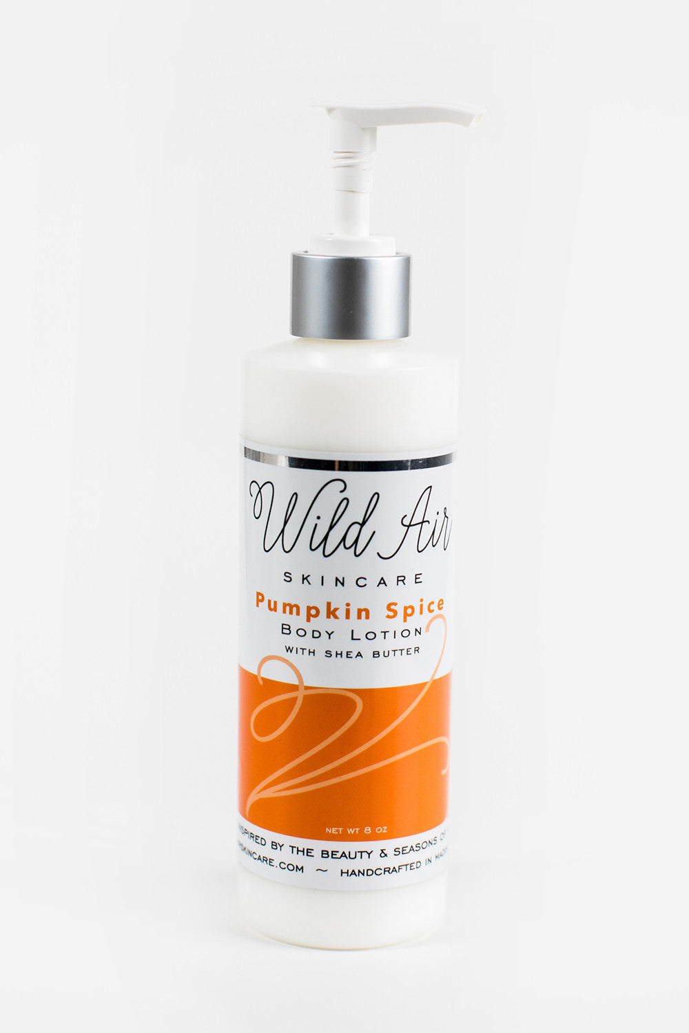 Pumpkin Body Lotion