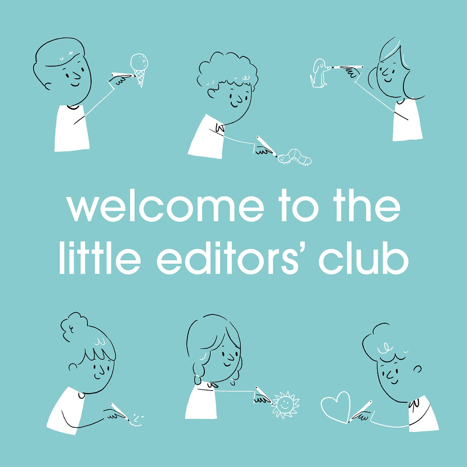 a new home for our little editors