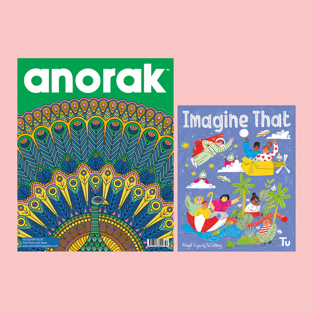 Anorak's 50th edition!