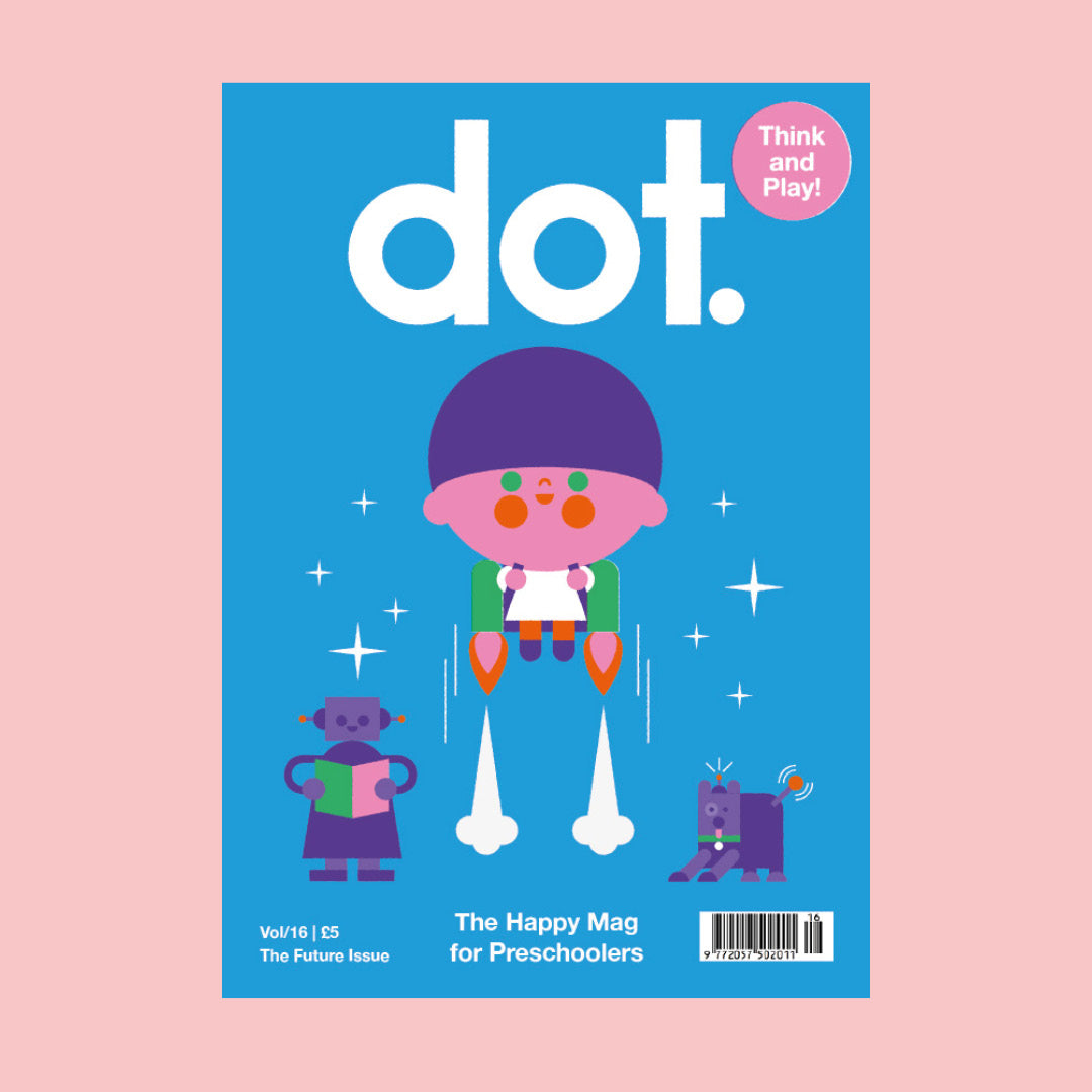 DOT Volume 16 is here!