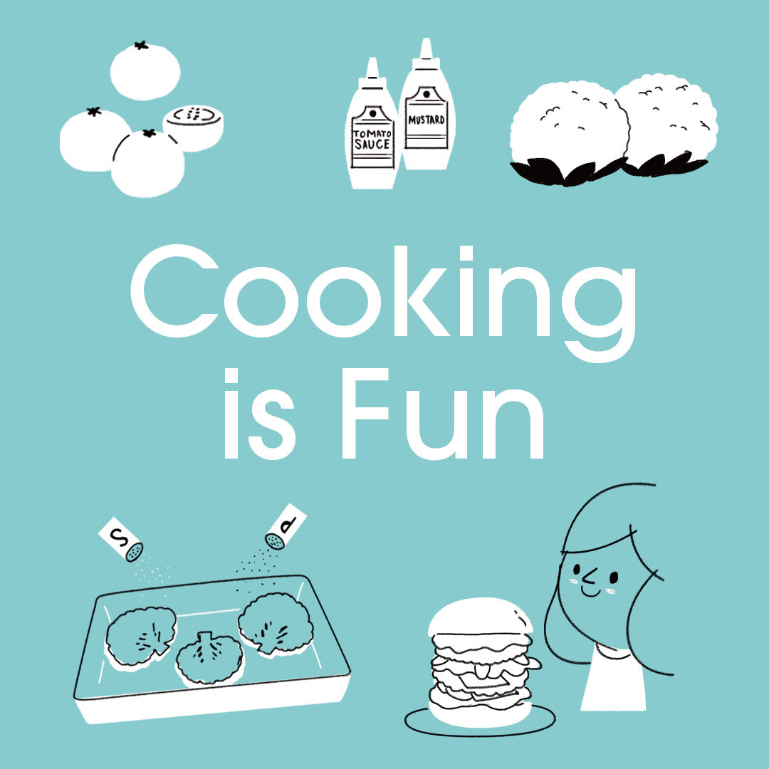 Cooking is Fun!