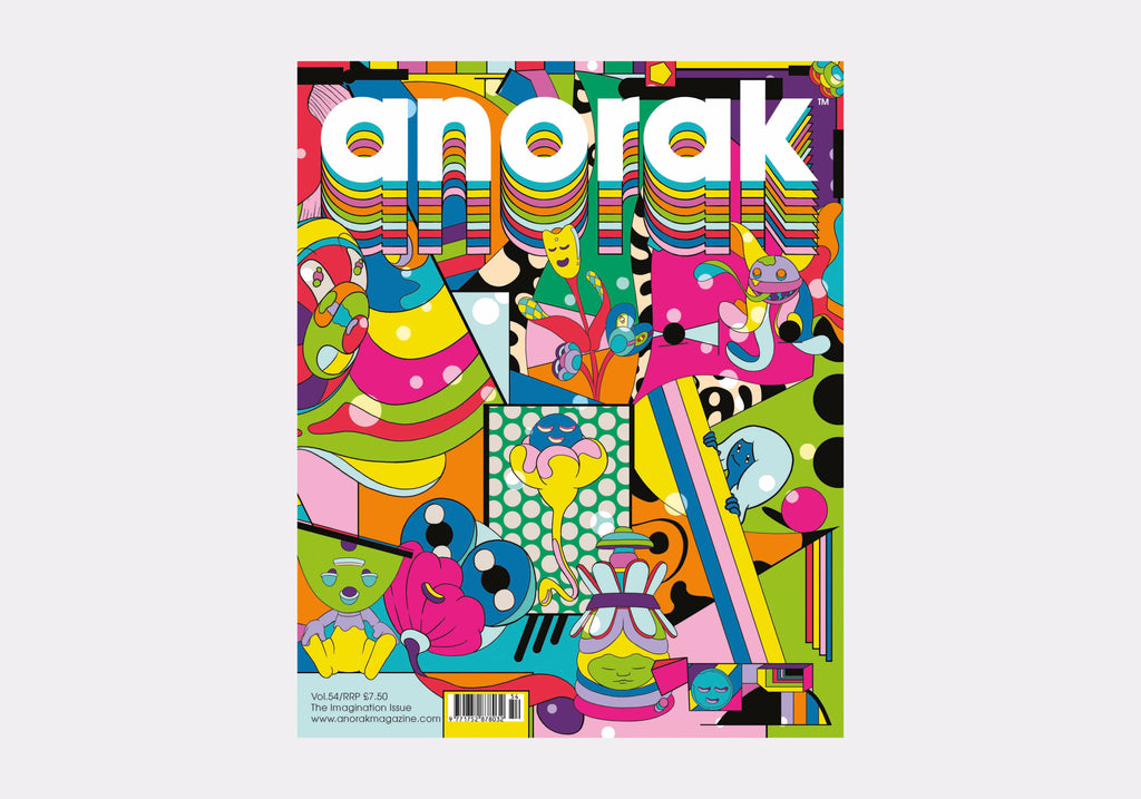 ANORAK - IMAGINATION - VOL 54