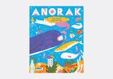 ANORAK MAGAZINE - UNDER THE SEA - VOL 40