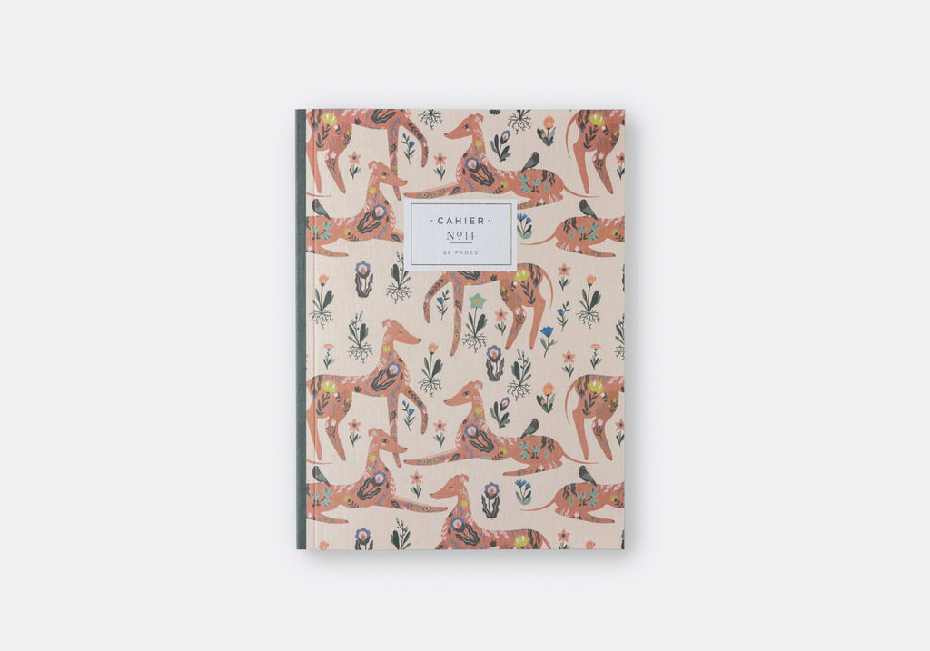 Greyhound Notebook
