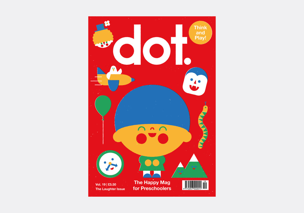 DOT - LAUGHTER - Volume 19
