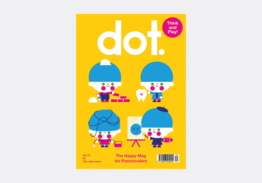DOT - JOBS - Volume 12