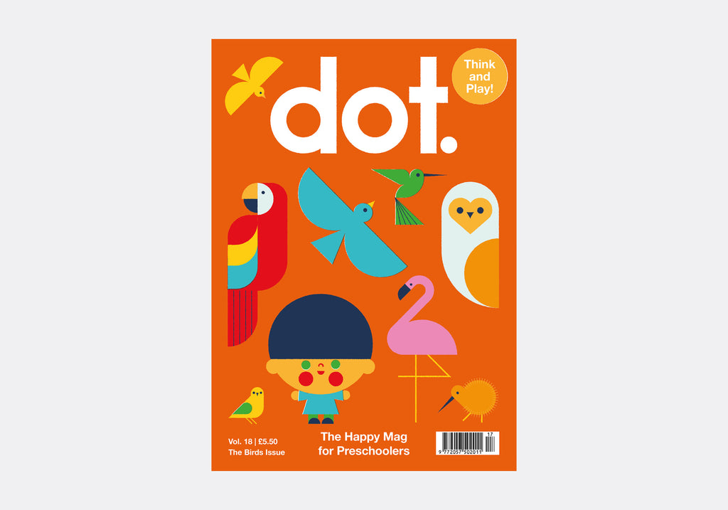 DOT - BIRDS - Volume 18
