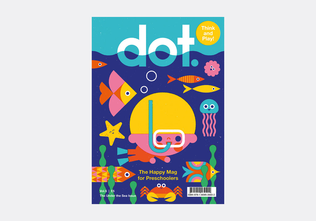 DOT - UNDER THE SEA - VOL 5