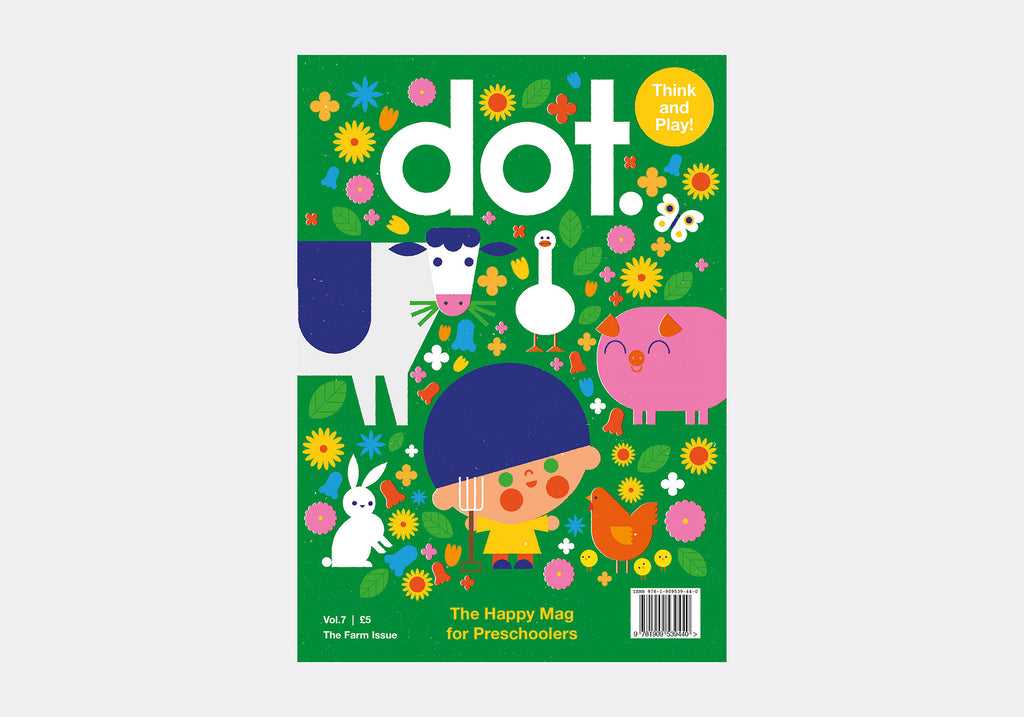 DOT MAGAZINE - THE FARM - VOL 7