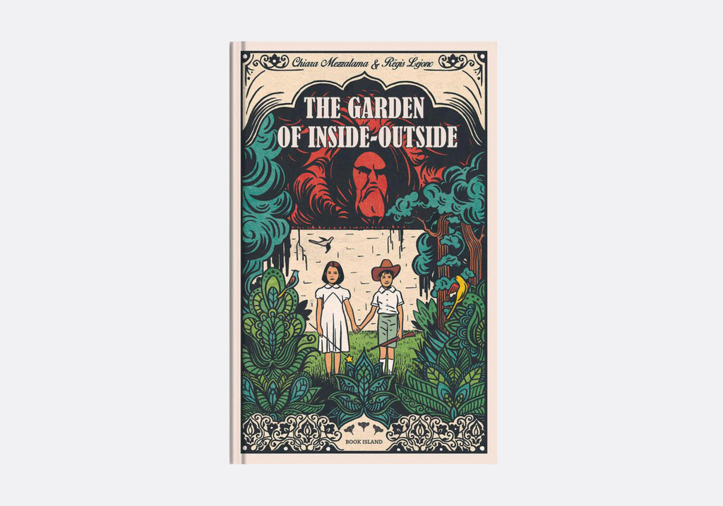 THE GARDEN OF INSIDE-OUTSIDE
