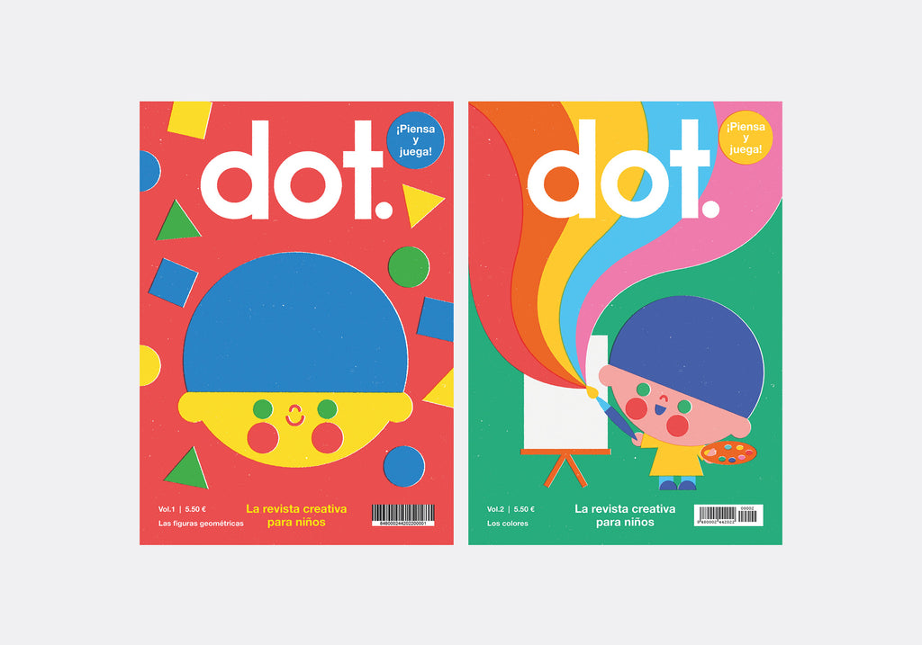 Spanish DOT - HAPPY BUNDLE