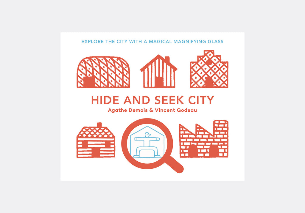 HIDE AND SEEK IN THE CITY