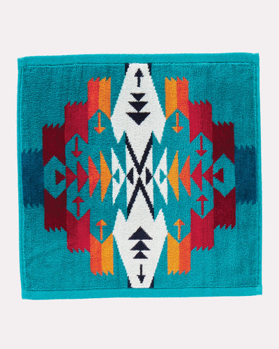 Tucson Turquoise Wash Cloth
