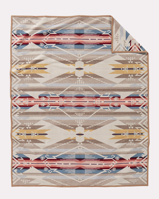 White Sands Tan Pendleton Blanket