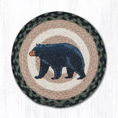 "Mama Bear 10"" Capitol Earth Mat"