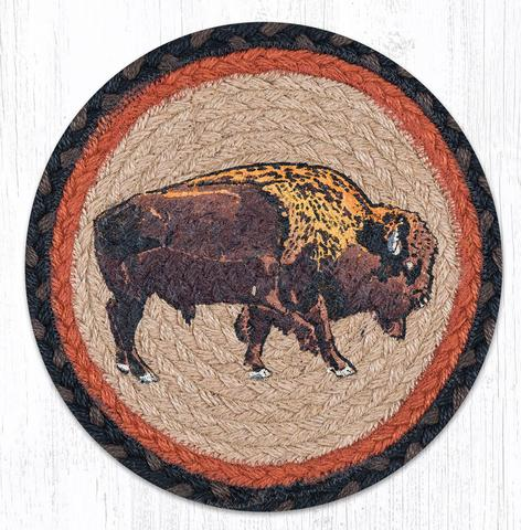 "Buffalo 10"" Capitol Earth Mat"