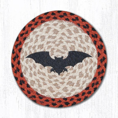"Bat Capitol Earth 10"" Mat"
