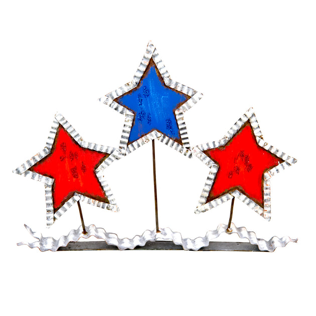 3 Star Ribbon