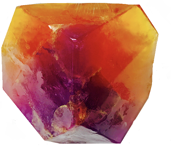 Ametrine Soap Rock