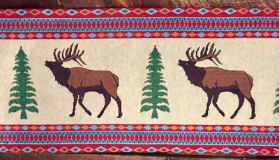 Buck Table Runner (#12083)