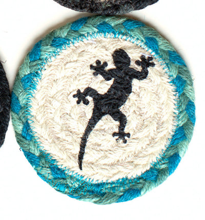 "Gecko Capitol Earth 5"" Coaster"