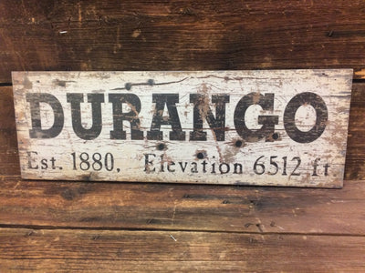 Durango Wooden Art (PP-1487)