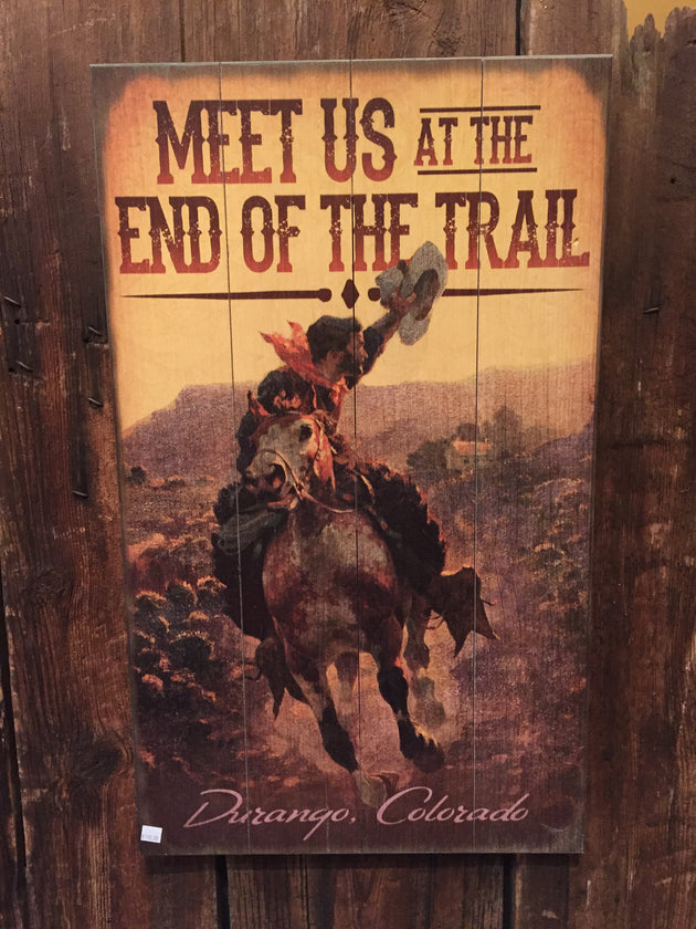 """Meet Us At The End Of The Trail"" (1964)"