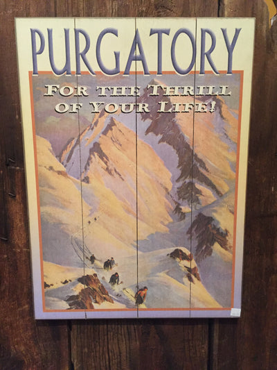 """Purgatory, For the Thrill of Your Life"" (1077)"