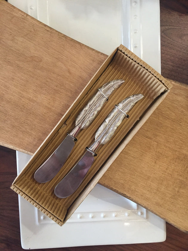 Feather Spreader Set