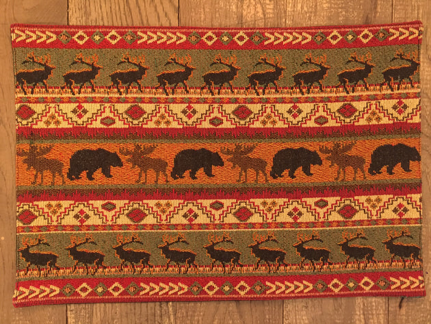 Wild Life Placemat (#11076)