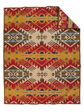 Journey West Jacquard Blanket