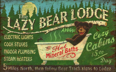 Lazy Bear Lodge (PP-1102)