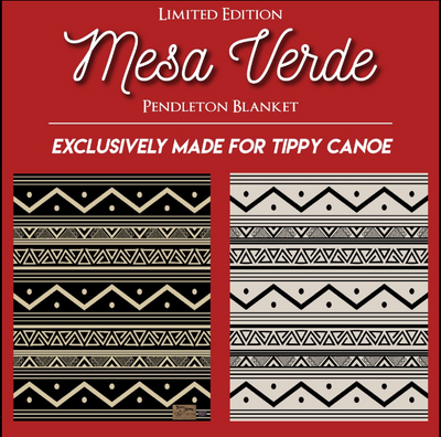 Mesa Verde National Park Pendleton Blanket Limited Edition (101-176)