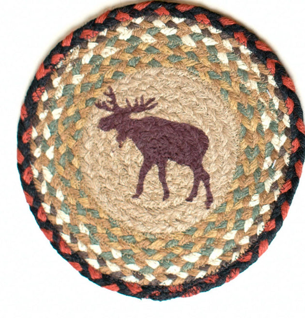 "Moose 10"" Capitol Earth Mat"