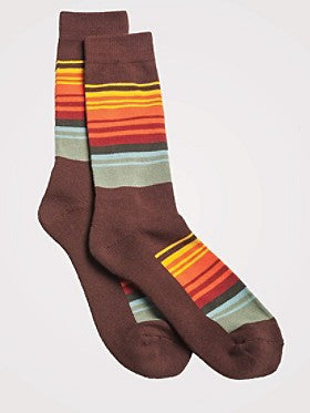 Pendleton Great Smokey Mountain National Park Crew Sock
