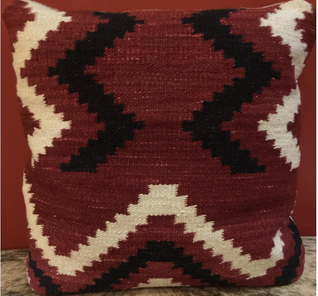 Serape Southwest Pillow #2