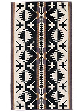Spider Rock Pendleton Spa Towel