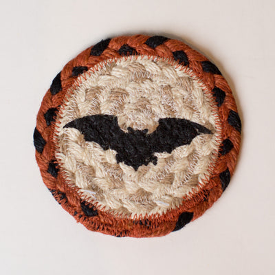"Bat Capitol Earth 5"" Coaster"