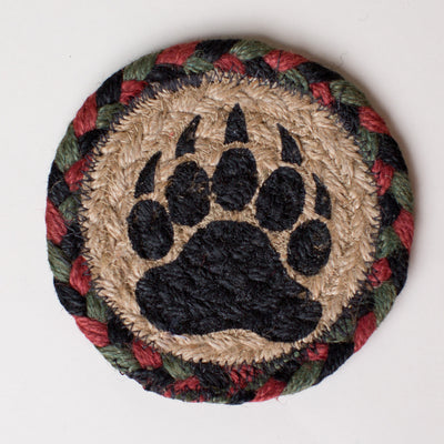 "Bear Paw Capitol Earth 5"" Coaster"