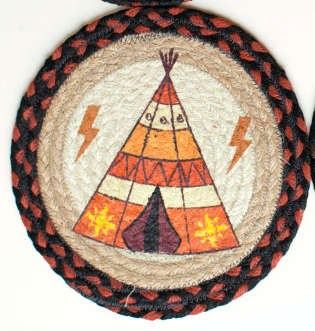 "Teepee 10"" Capitol Earth Mat"