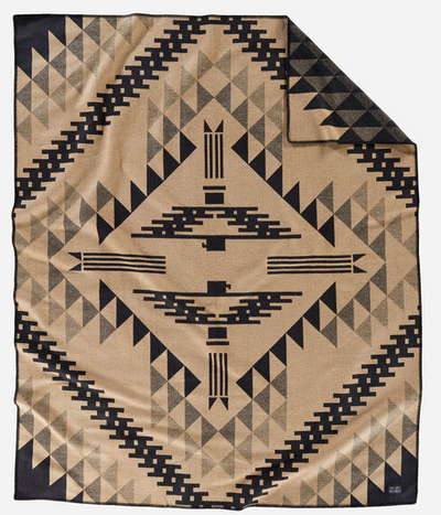 Thunderbird Mountain Jacquard Pendleton Blanket