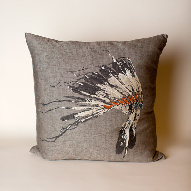 Chief Smoke Pillow