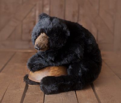 Large Ditz Black Bear