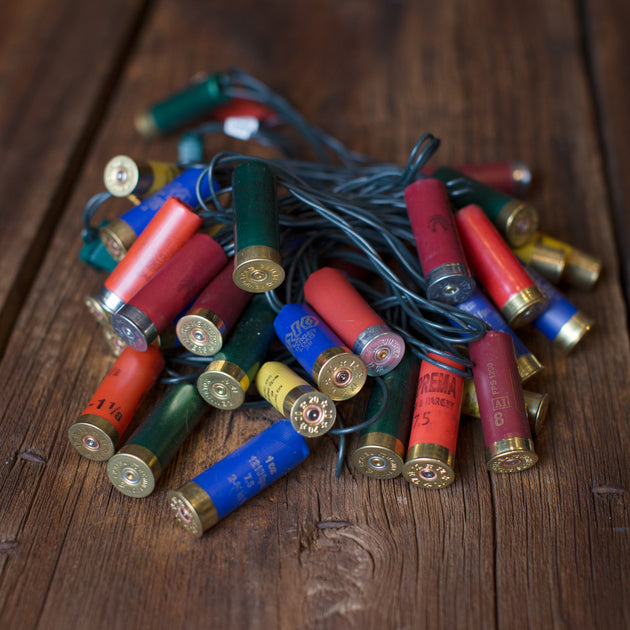 Boxed Shotgun Shell Lights