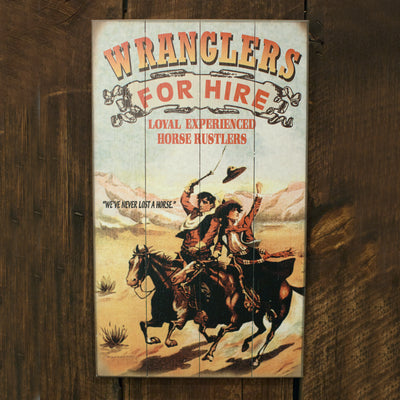 """Wranglers for Hire"" (372)"